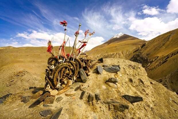 Семейная гробница Ваханский коридор, афганистан, вид, горы, природа, путешествие, фотомир