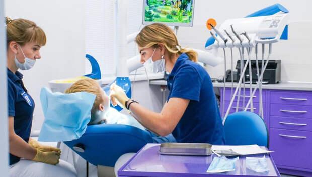В Подмосковье приостановили оказание стоматологических услуг