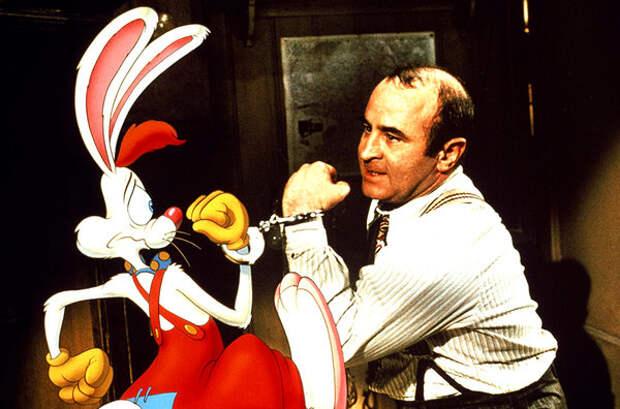 """История одного фильма. """"Кто подставил кролика Роджера?"""""""