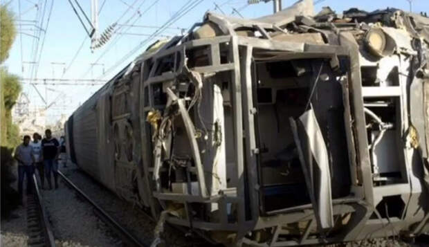 Множество погибших и пострадавших: вторая за месяц крупная железнодорожная катастрофа в Египте