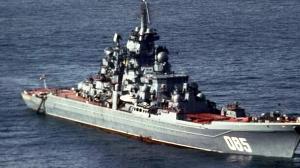 Модернизация крейсера «Адмирал Нахимов» вызвала панику среди военных экспертов из США