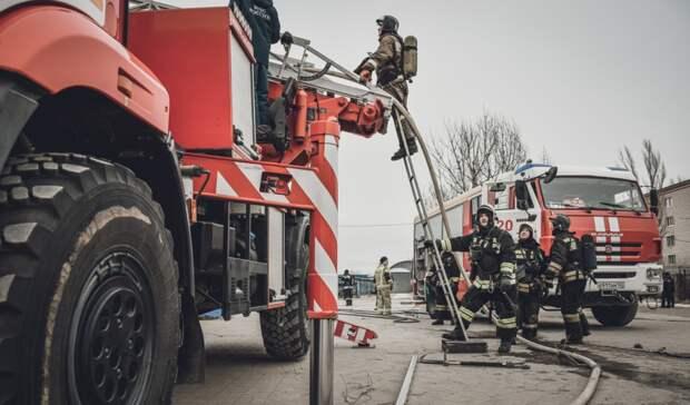 В Оренбуржье с начала 2021 года на пожарах погибли 38 человек