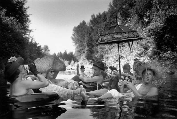Берт Глинн – удачливый гений репортажной фотографии 1