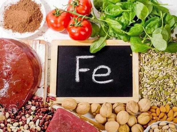 Железо в организме: 4 причины дефицита
