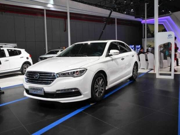 Бизнес-седан Lifan 820 ожидают в России к концу года.