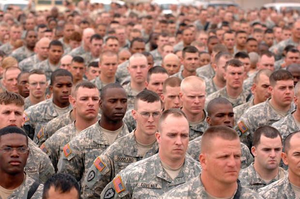 Армия США – самая сильная армия в мире