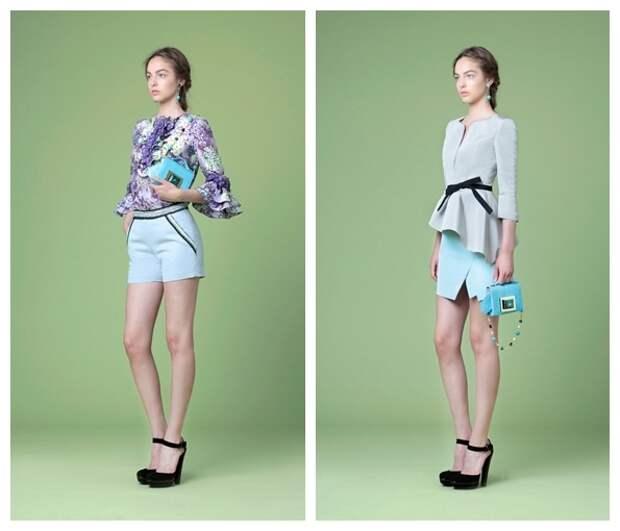 Модная женская одежда лето 2015 - подборка фото из коллекций кутюрье