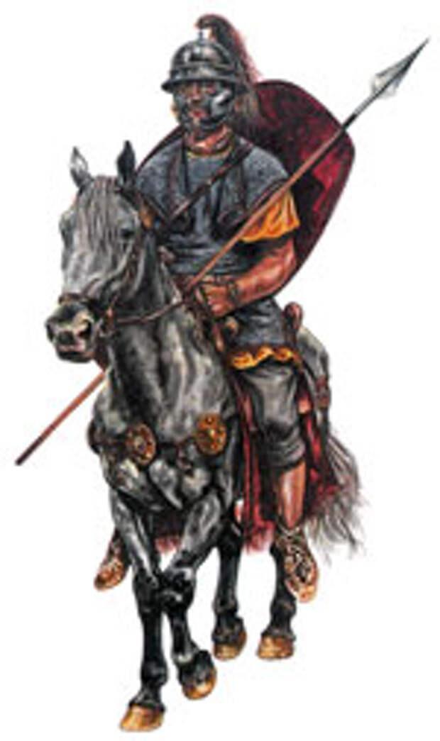 Галльский вождь или представитель знати из южной Галлии