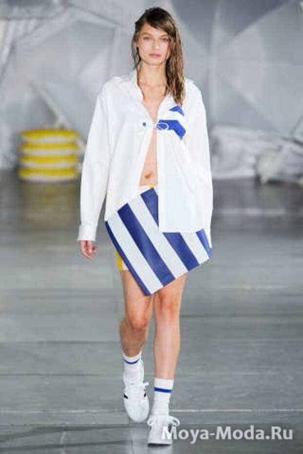 Модные юбки весна-лето 2015 Jacquemus