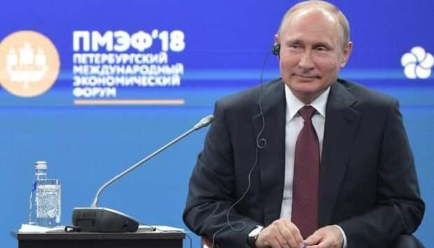 Путин назвал главреда Bloomberg «провокатором» | Продолжение проекта «Русская Весна»