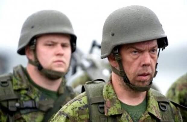 «Русские будут воевать за нас». Неуставные отношения в эстонской армии