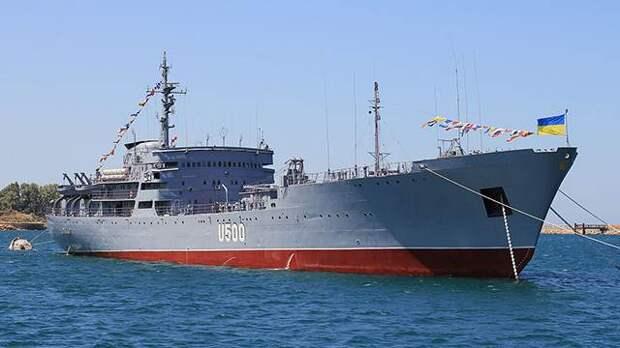 Киев заявил о готовности прорываться с боем через Керченский пролив