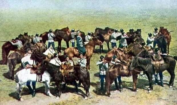 Казаки и Первая Мировая война. Часть I, довоенная