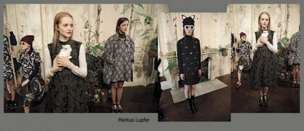 London Fashion Week: лучшее fall/winter 2015 (трафик)
