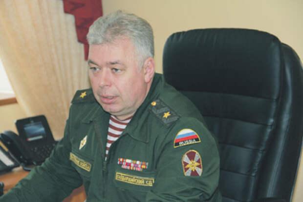 Украинская прокуратура завела дело на генерала РФ за госизмену в Крыму