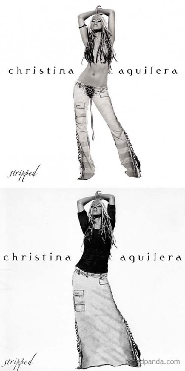 Еще один альбом Кристины Агилеры