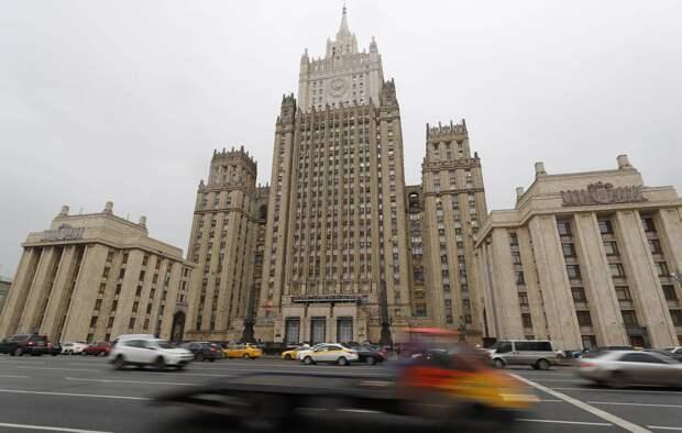 Москва призывает Киев обеспечить консульский доступ к гражданину России Косяку