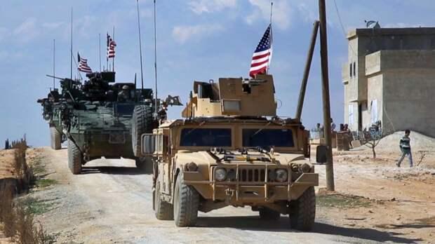 США воруют сирийскую нефть, не позволяя Дамаску встать на ноги