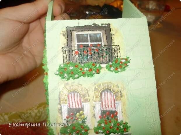 Декор предметов Мастер-класс 8 марта День рождения Декупаж МК Чайного домика Бумага Дерево Крупа фото 31