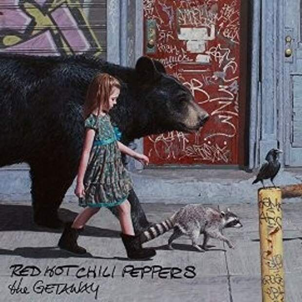 Red Hot Chili Peppers возглавляет российский ITunes