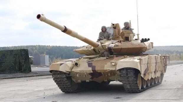 Аналитики NI объяснили, почему российским танком Т-90 восхищаются даже на Западе