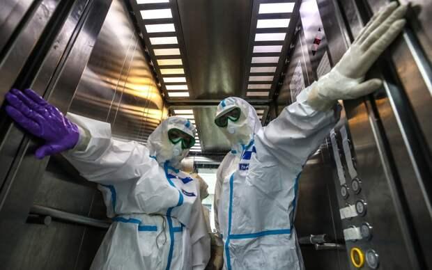 Россия обновила максимумы по заражениям и смертям от коронавируса