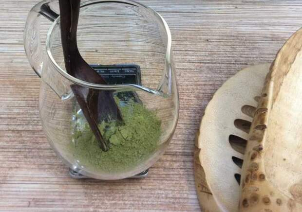Матча чай повышает иммунитет. Фото: Татьяна Яковлева