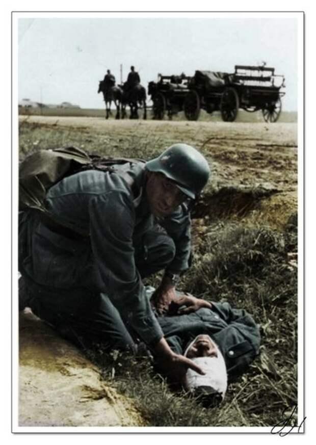 Новороссийск 1943г. Почему Вермахту стало страшно?
