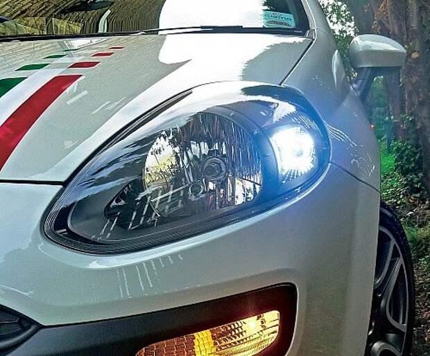 Автомобильные лампы: светопредставление