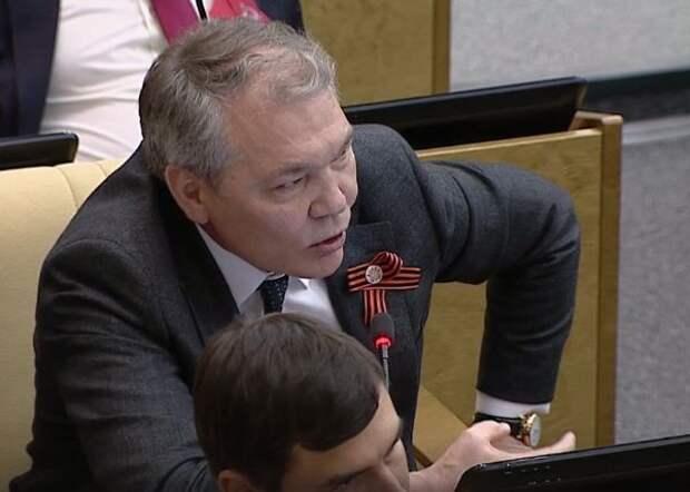 Россия готова к поставкам оружия Донбассу, если США примут закон о военной помощи Украине