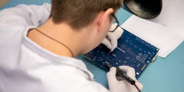 В «Московской технической школе» подготовят 1200 инженеров по профилю «Технологии связи»