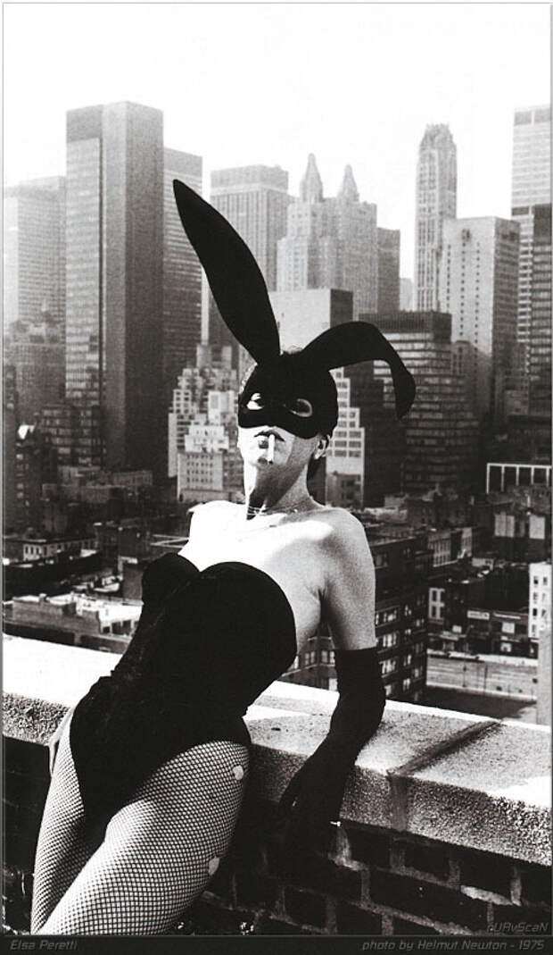 Черно-белое ню от выдающегося фотохудожника