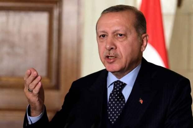Эрдоган нашел путь разрешения Керченского конфликта