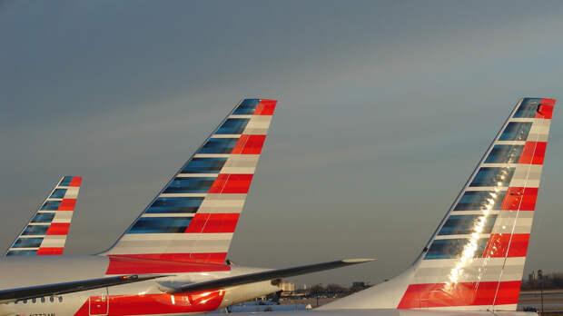 Авиакомпаниям США посоветовали быть осторожными при полетах над Украиной