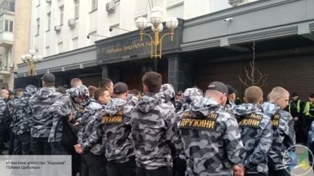 Publico назвала Украину тренировочной базой для националистов со всего мира