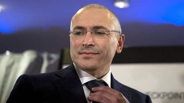 Ходорковский дал совет россиянам: Я бы на вашем месте выбрал или Собчак или Навального