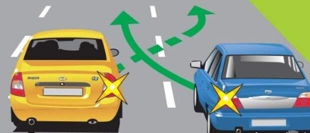 А вы всегда включаете поворотник?