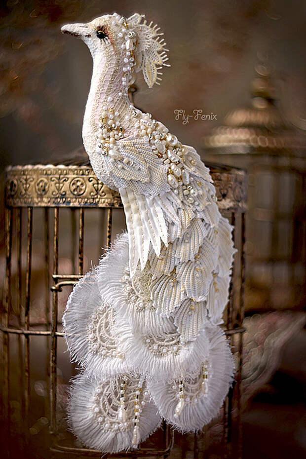 Райские птички Юлии Гориной! Ну очень красиво!