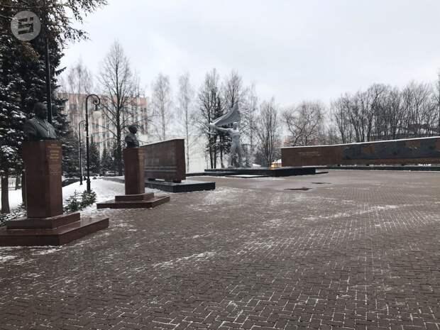 Жители Удмуртии внесли на карту «Место памяти» более 1000 мемориальных военных объектов
