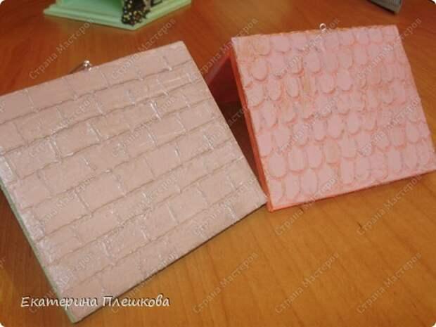 Декор предметов Мастер-класс 8 марта День рождения Декупаж МК Чайного домика Бумага Дерево Крупа фото 36
