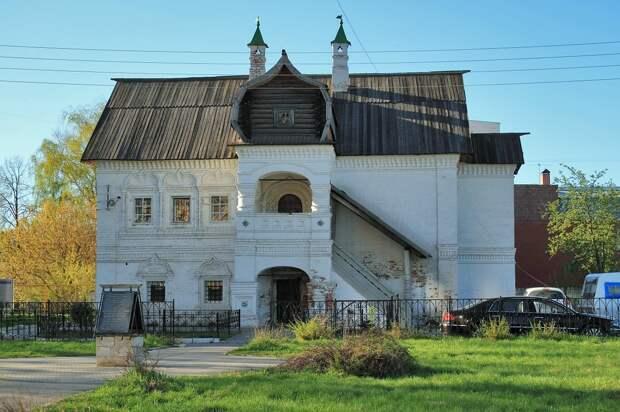 Палаты купца Олисова, 1670-е годы, Нижний Новгород
