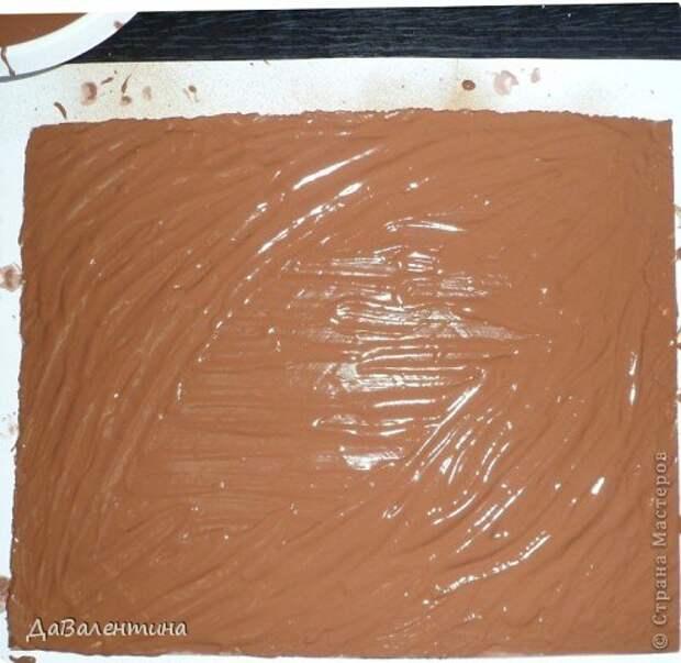 Картина панно рисунок Мастер-класс Коллаж Коллаж в технике терра Мастер-класс Морское дно с креветками Материал природный фото 6