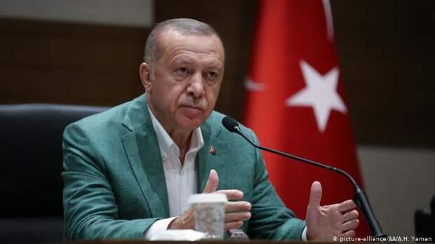 Эрдоган объявил о готовности Турции к военной операции в Сирии | Новости из  Германии о событиях в мире | DW | 21.09.2019