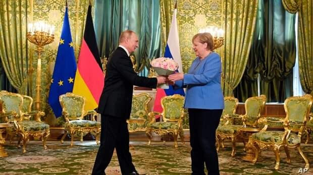 Лебединая песня Меркель?...