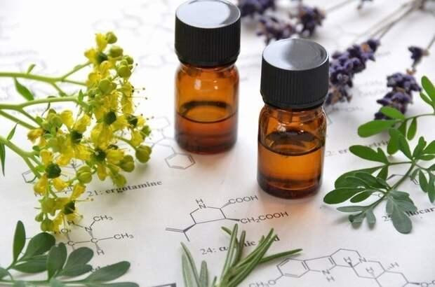 Эфирные масла: влияние на биоэнергетику человека