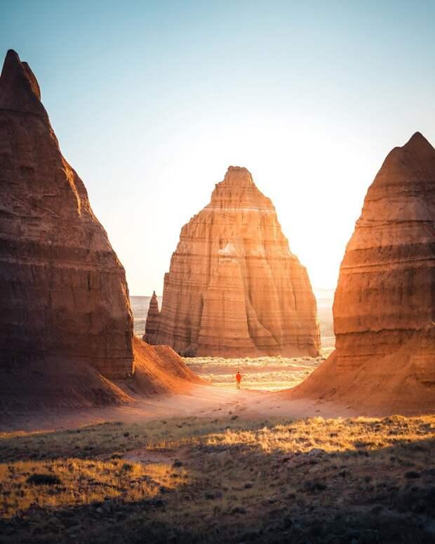 Атмосферные тревел-снимки из путешествий Энди Ву