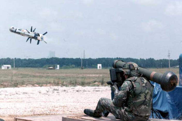Противотанковый комплекс Javelin не сработал на учениях в Украине