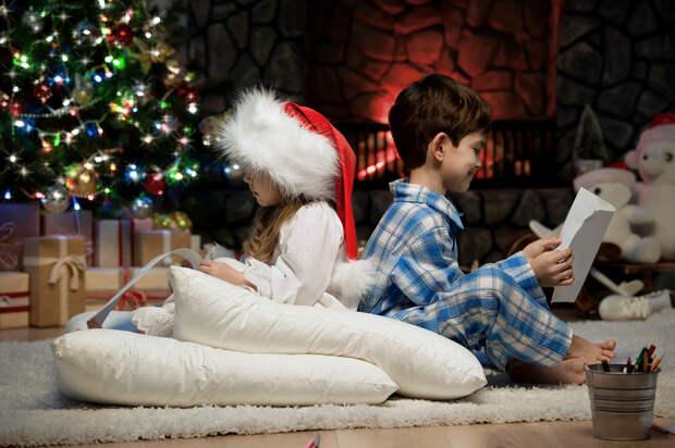 Приключения детских писем к Дедушке Морозу: реальные истории