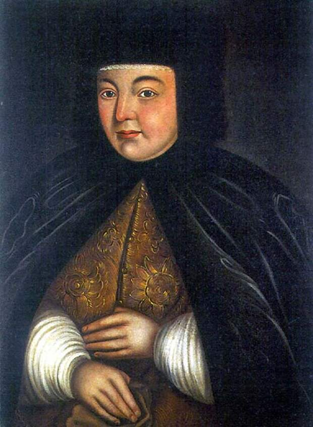 Портрет Натальи Нарышкиной, автор неизвестен. wikimedia