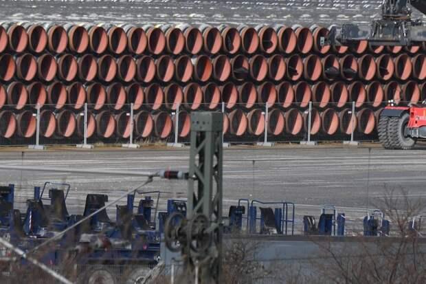 Эксперт назвал причину отказа Байдена от санкций в отношении СП-2